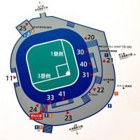 東京ドーム入場ゲート